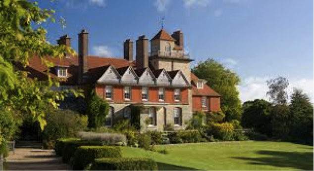 National Trust - Standen House