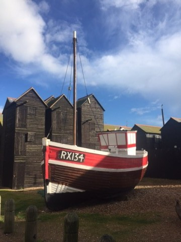Find a home near the Hastings Fishing Huts