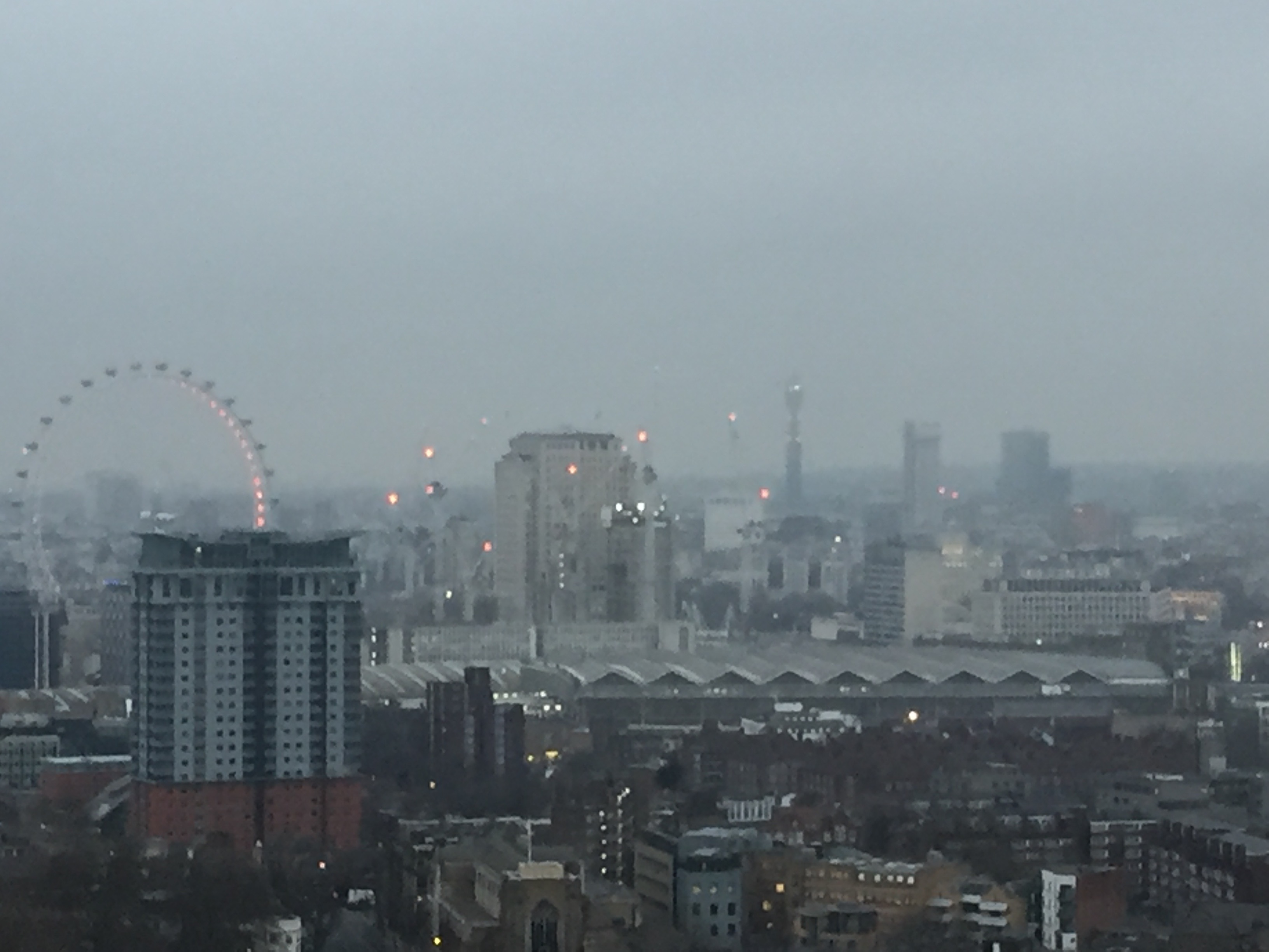 Views of London and cities and towns throughout the UK from our short term rental properties