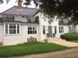 Photo of house for Neena and Ginger on Isle of Wight