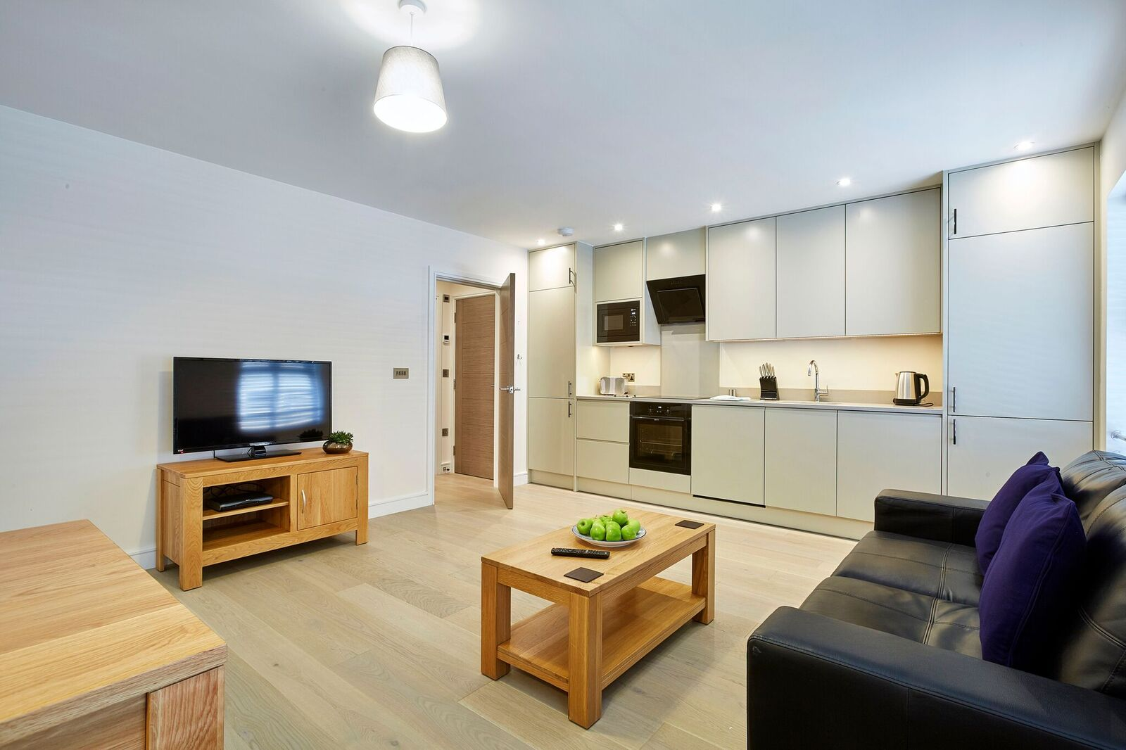 Photo of Executive Serviced Apartment living area